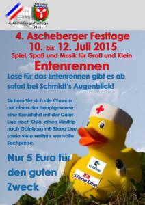 Ascheberger Festtage 2015, Ene